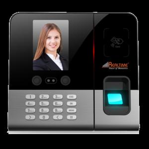 realtime t52f biometric fingerprint attendance machine