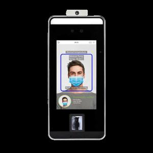 Face Palm Body Temperature Detection System eSSL TM900