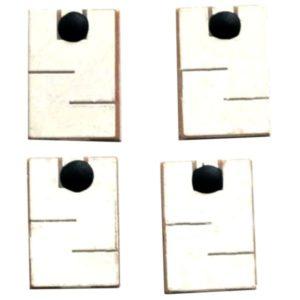 IDTECH RFID High Temperature UHF Ceramic Tags
