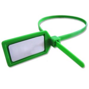 RFID Tag UHF Cable Tie Tag In IDTech