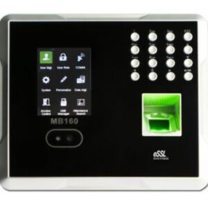Face & Time Attendance System Access Control ESSL MB160