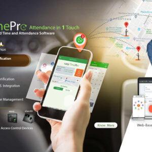 zkteco attendance software easytimepro