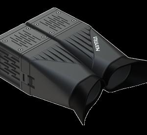 Dual Iris Scanner Mantra's MATISX Device