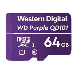 Memory Card 64GB WD Purple