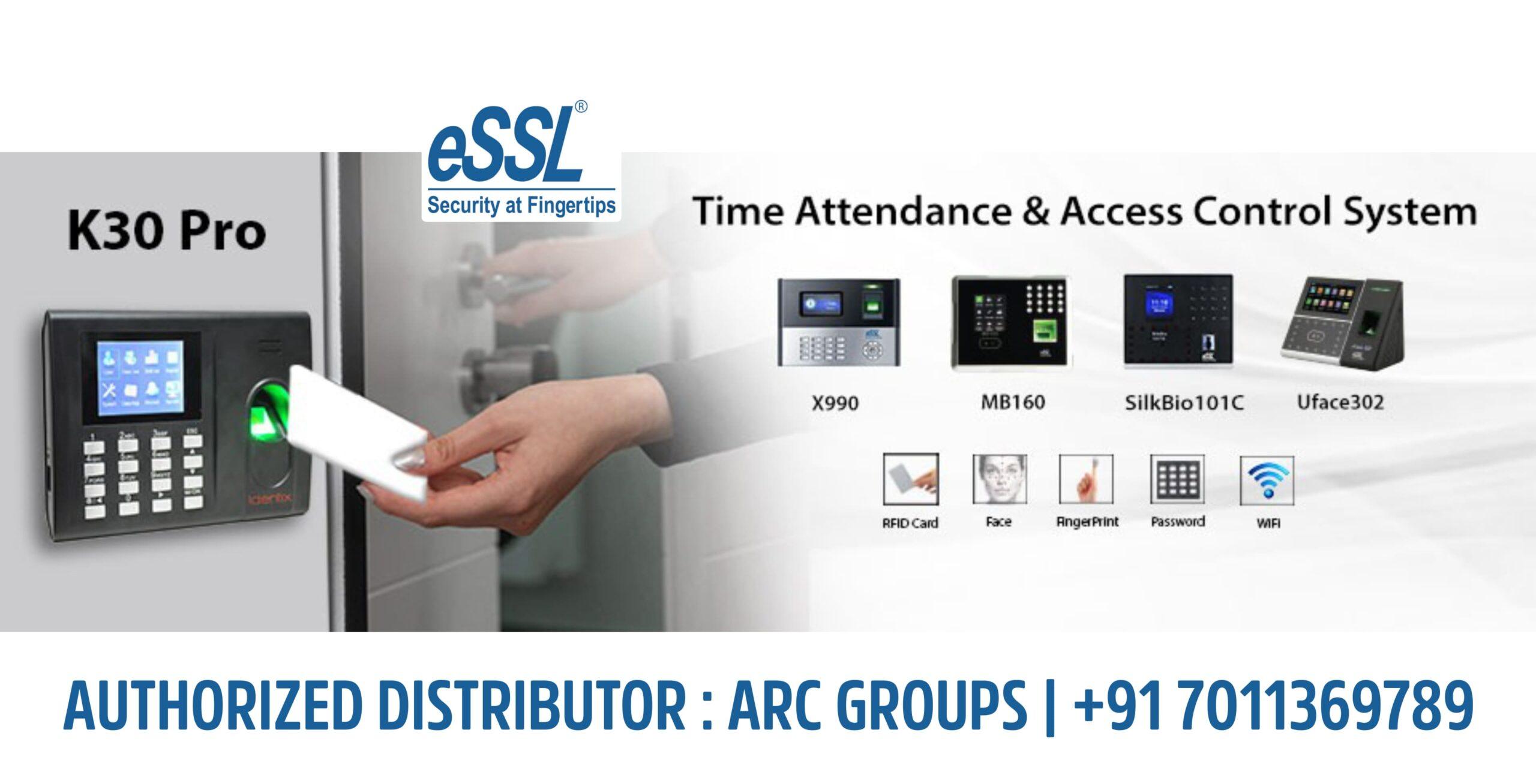 eSSL K30 Attendance Machine
