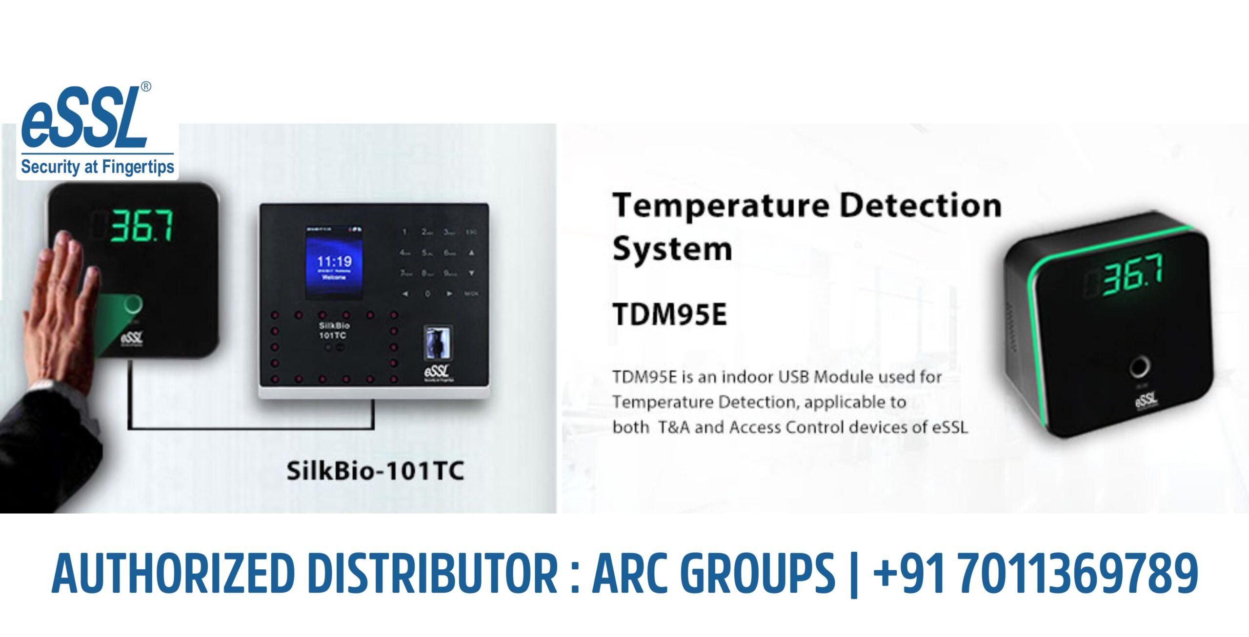 eSSL TDM95E Temprature Detection System